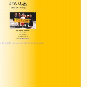Kids-Club, Bendestorf