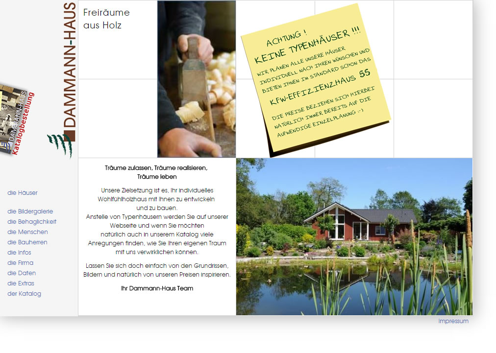 Referenzen Fur Handwerk Bau Immobilien We B De Webdesign